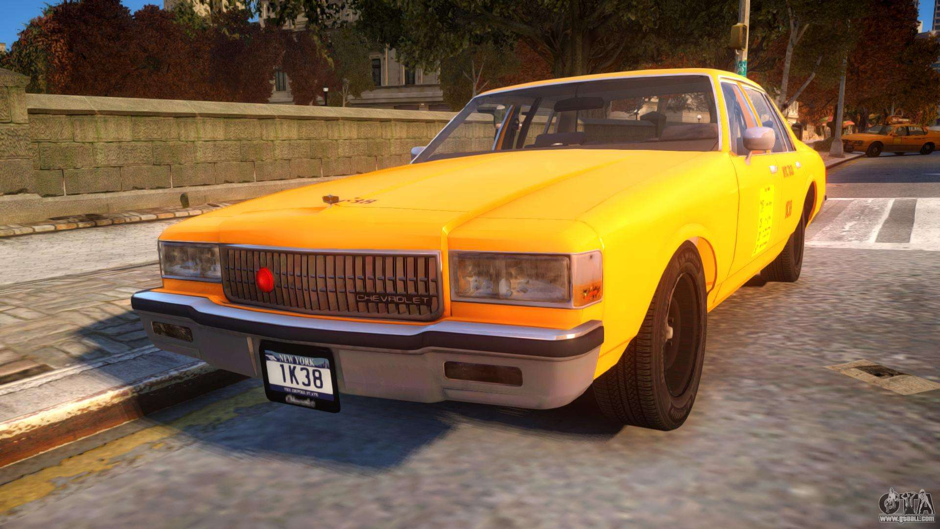 1985 chevrolet caprice nyc taxi for gta 4 publicscrutiny Choice Image