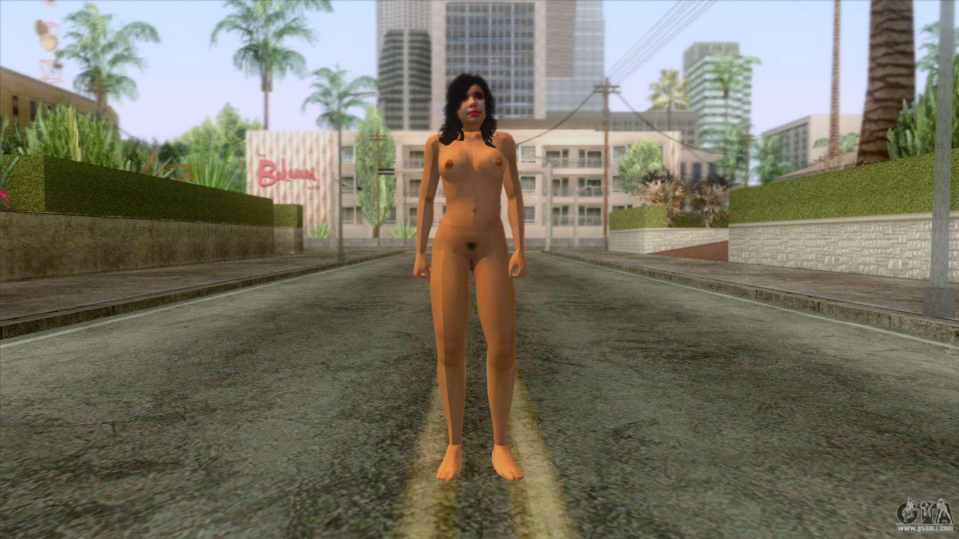 Nudist air travel castaway 2nd flight