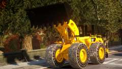 CAT 994F Worlds Big Chains Wheel Loader 3.0 for GTA 4