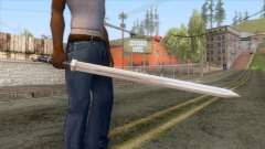Traditional Chinese Sword v1 for GTA San Andreas