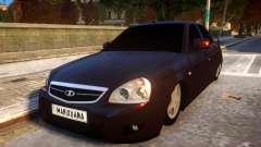 VAZ 2170 Marixuana for GTA 4