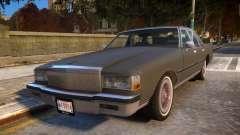 1985 Chevrolet Caprice Classic for GTA 4
