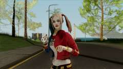Harley Quinn for GTA San Andreas