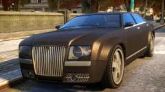 PMP 600 to Chrysler 300C for GTA 4