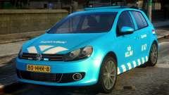 Volkswagen Golf Supervisor KLM for GTA 4