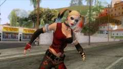 Batman Arkham City - Harley Quinn Skin for GTA San Andreas