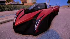 2013 Devel Sixteen Prototype for GTA 4