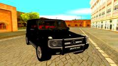 Mercedes-Benz AMG G63 for GTA San Andreas