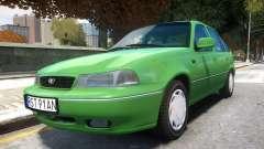 1996 Daewoo Nexia 5d GTX for GTA 4