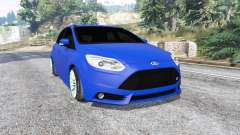 Ford Focus ST (C346) 2013 v1.1 [replace] for GTA 5