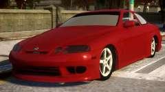 1993 Lexus SC for GTA 4