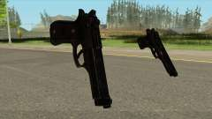 PUBG Beretta M9 for GTA San Andreas