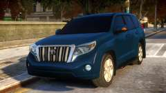 Toyota Land Cruiser Prado 150 2016 for GTA 4