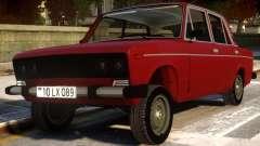 VAZ 2106 Wrangler Fara for GTA 4