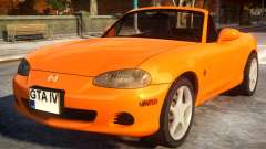 Mazda Miata MX 5 for GTA 4