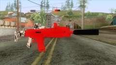 M4 Roja de Trolencio for GTA San Andreas