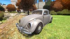Volkswagen Fusca 1967 for GTA 4