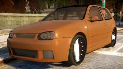 VW Golf R32 Euro DUB Componet Parts for GTA 4