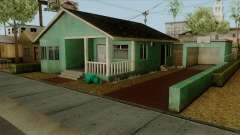 Big Smoke House Retextured for GTA San Andreas