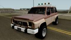 Nissan Safari Y60 1987 for GTA San Andreas
