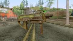 TEK Z-10 Submachine Gun for GTA San Andreas