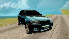 BMW Х5 for GTA San Andreas