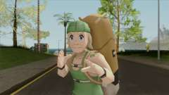 Pokemon - Hiker for GTA San Andreas