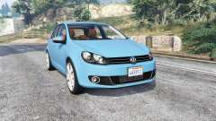 Volkswagen Golf (Typ 5K) v2.1 [replace] for GTA 5