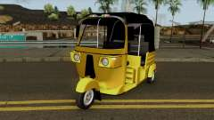 Sri Lankan Three Wheeler Taxi for GTA San Andreas