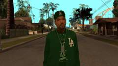 Ice Cube for GTA San Andreas