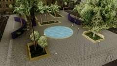 New Pershing Square for GTA San Andreas