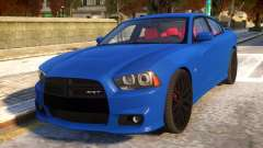 Dodge Charger SRT8 2013 Beta 0.9 for GTA 4