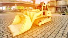 HVY Bulldozer GTA V Next Gen IVF for GTA San Andreas