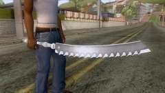 Zero Kaine DLC Weapon for GTA San Andreas