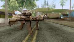 M4A1 with Aimpoint Sight for GTA San Andreas