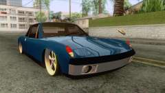 Porsche 914 1970 Slammed for GTA San Andreas