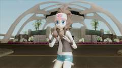 Pokemon Black & White - Hilda for GTA San Andreas