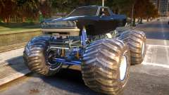 Cheval Picador Monster Truck
