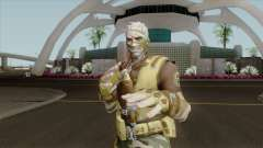 Overwatch Soldier 76 Commando 76 for GTA San Andreas