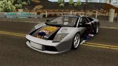 Lamborghini Mobile Legends Design