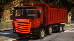 Scania Dumper P420 for GTA 4