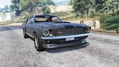 Shelby GT500 1967 tuning [replace] for GTA 5