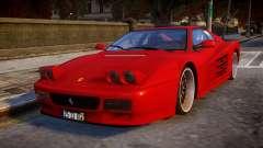 ViP Ferrari 512 for GTA 4