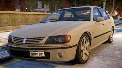 Merit to Chevy Impala