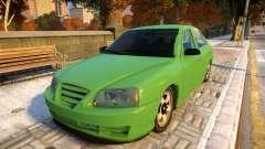 Hyundai Elantra 2005 for GTA 4