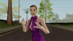 Zoe Nightshade from Nightfire for GTA San Andreas