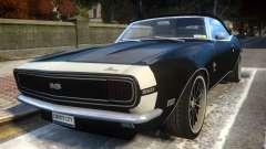 Chevrolet Camaro Mk.I 1968 Wheel EPM v1.0 for GTA 4