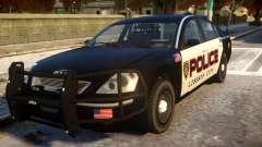 Pinnacle Police (LCPD) 1.0 for GTA 4