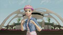 Barbie from Barbie and Her Sisters: Puppy Rescue for GTA San Andreas