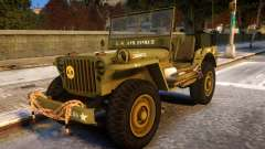 Ford Willys 1942 for GTA 4